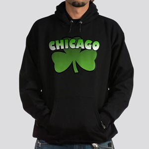 Chicago Shamrock Hoodie (dark)