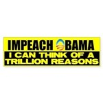 Always Spending, Always Bumper Sticker
