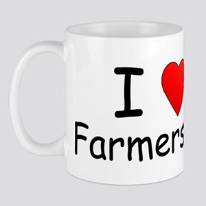 Heart Farmers Market Mug