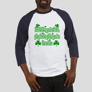 Drink Like You're Irish... Baseball Jersey