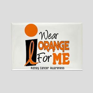 I Wear Orange For Me 9 KC Rectangle Magnet