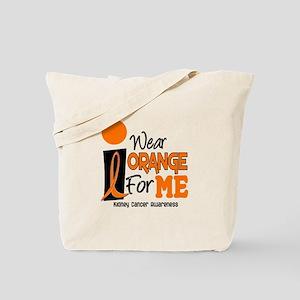 I Wear Orange For Me 9 KC Tote Bag
