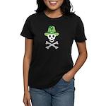 Li'l Seamus Skully Women's Dark T-Shirt