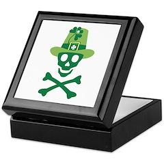 Li'l Seamus Skully Keepsake Box