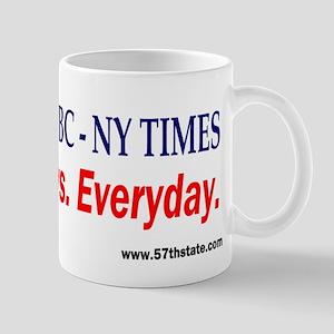 CNN - MSNBC - NY TIMES Mug
