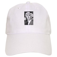 Pioneer in Thought: Russell Baseball Cap