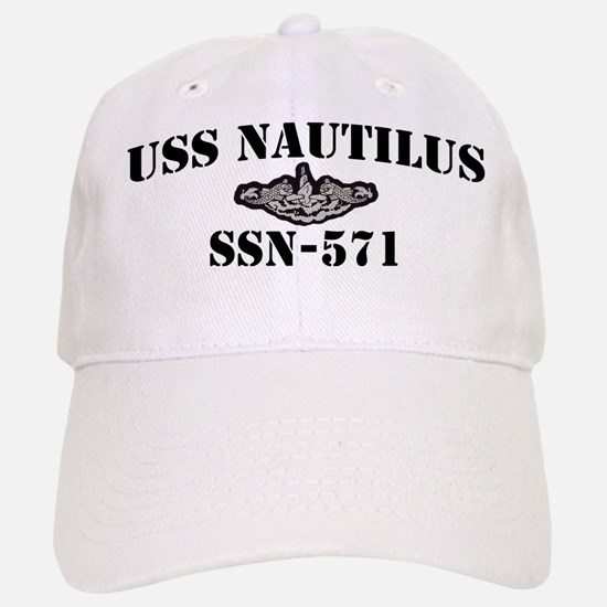 USS NAUTILUS Baseball Baseball Cap