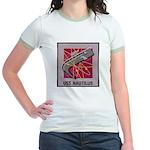 USS NAUTILUS Jr. Ringer T-Shirt