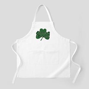 Irish Toast BBQ Apron