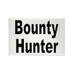 Bounty Hunter Rectangle Magnet (10 pack)