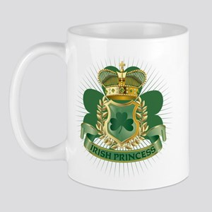Irish Princess Right-Handed Mug