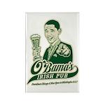 Obama's Irish Pub Rectangle Magnet (100 pack)