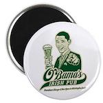 Obama's Irish Pub Magnet
