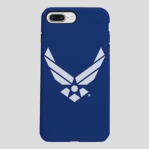 USAF U.S. Air Force Logo iPhone 7 Plus Tough Case