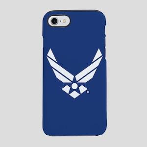 USAF U.S. Air Force Logo iPhone 7 Tough Case