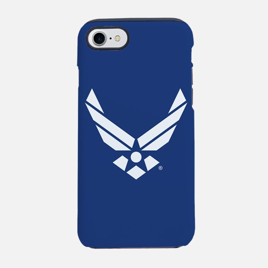 USAF U.S. Air Force Logo iPhone 7 Tough Case