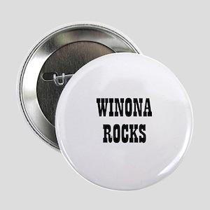 WINONA ROCKS Button