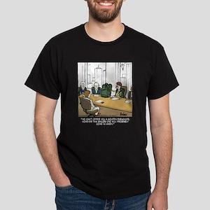 Nylon Parachute Dark T-Shirt