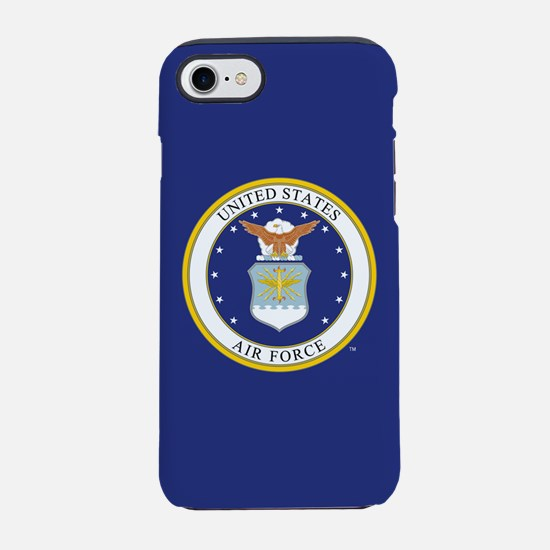 Air Force USAF Emblem iPhone 7 Tough Case