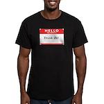 Magnolia Men's Fitted T-Shirt (dark)