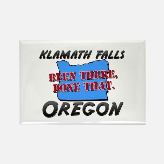 klamath falls oregon - been there, done that Recta