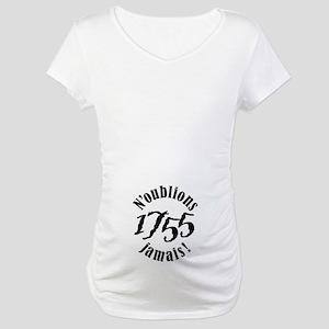 1755 Maternity T-Shirt