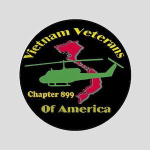 "VVA 899 Chopper 3.5"" Button"