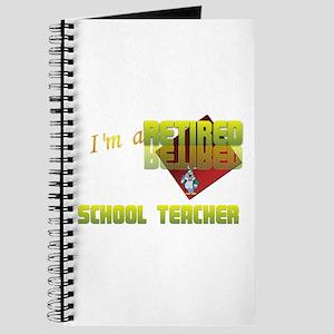 Retired School Teacher . Journal