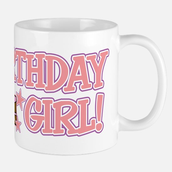Birthday Girl 21 Mug