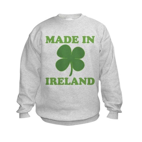 Made in Ireland Kids Sweatshirt