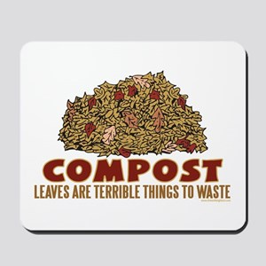 Composting Mousepad