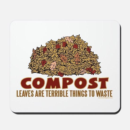 Composting Mousepad