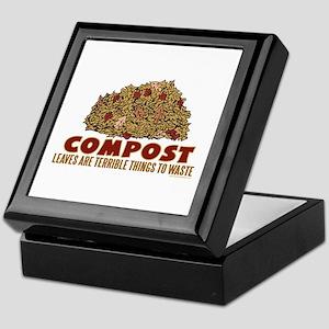 Composting Keepsake Box