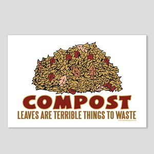 Composting Postcards (Package of 8)
