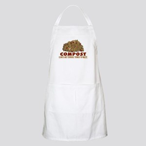 Composting BBQ Apron
