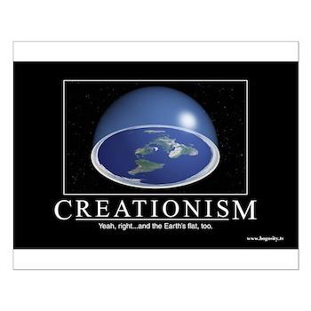 """Creationism"" (Un-) Inspirational Small"