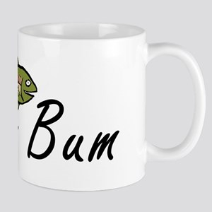 River Bum Trout Mug