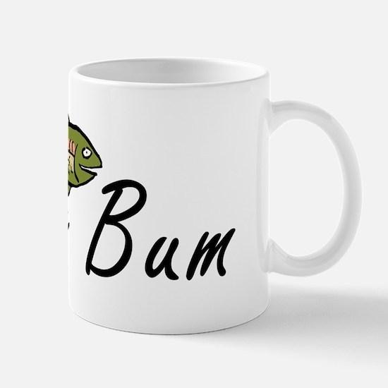 River Bum Trout Mug
