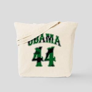 Obama Camo 44th President Tote Bag