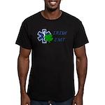 Irish EMT Men's Fitted T-Shirt (dark)