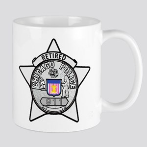 Retired Chicago PD Mug