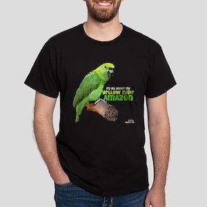 Yellow Nape Amazon Dark T-Shirt