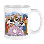 Corgi Tea Party Mug