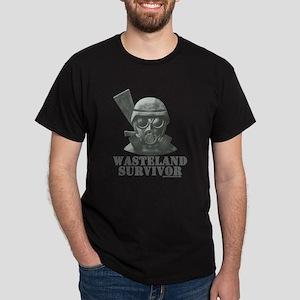 Wasteland Survivor Dark T-Shirt