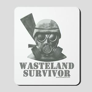 Wasteland Survivor Mousepad