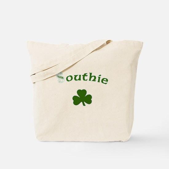 Southie Irish Reusable Canvas Tote Bag