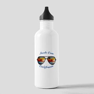 California - Santa Cru Stainless Water Bottle 1.0L