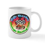 High Banked Vintage Racing Mug Mugs