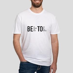 Beto for Change - White T-Shirt