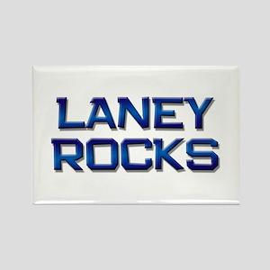 laney rocks Rectangle Magnet
